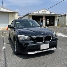 BMW X1 車検!サムネイル